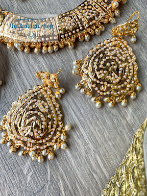 The Perfect Pearl Pendant 2.0 Necklace Sets THE KUNDAN SHOP