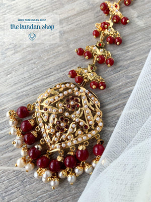 A Cosmic Tikka, Maangtikka - THE KUNDAN SHOP