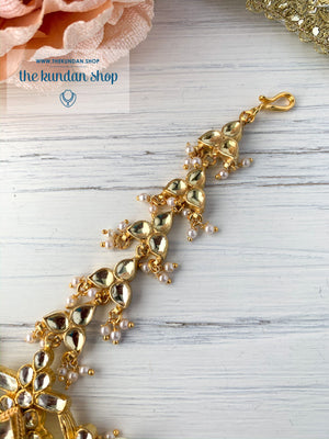 Marriage Material - Tikka (medium), Maangtikka - THE KUNDAN SHOP