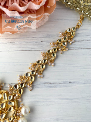 Marriage Material - Tikka (small), Maangtikka - THE KUNDAN SHOP