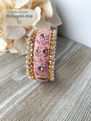 Pastel Wrist Bangles THE KUNDAN SHOP