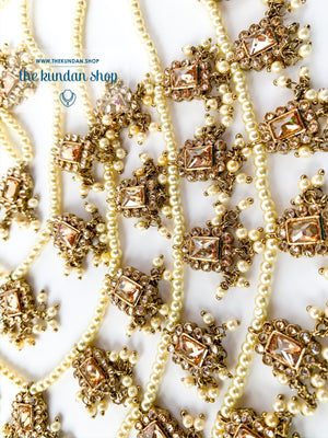 Bridal Layers, Necklace Sets - THE KUNDAN SHOP