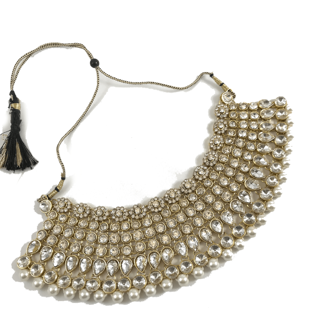 All Decked Out, Necklace Sets - THE KUNDAN SHOP