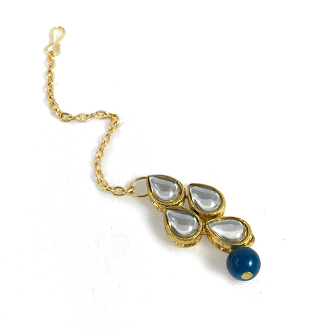 Deep Underwater, Necklace Sets - THE KUNDAN SHOP