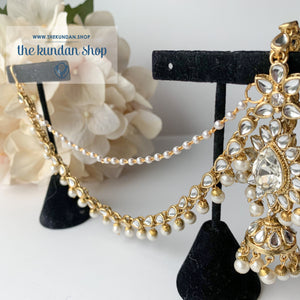 Oblivious Sahara Earrings, Earrings - THE KUNDAN SHOP