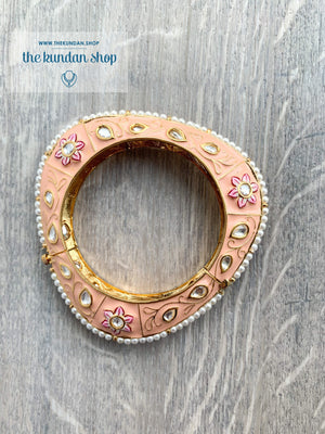 Statement Pastel Bangles THE KUNDAN SHOP