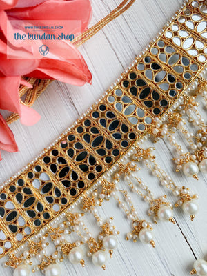 Confidence in Pearl Necklace Sets THE KUNDAN SHOP