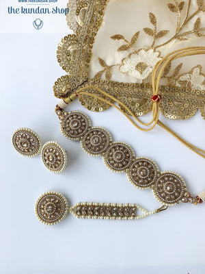 Spirited in Pearl Necklace Sets THE KUNDAN SHOP Pearls not attached
