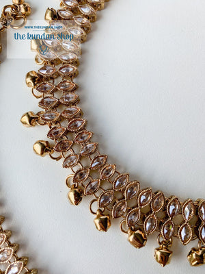 Steer Clear Ghungaroo Anklets, Anklets - THE KUNDAN SHOP