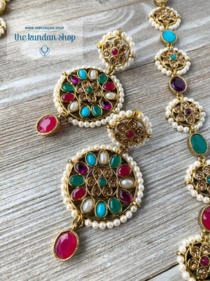 Honorable in Multi Necklace Sets THE KUNDAN SHOP