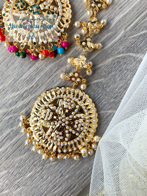 Dash of Hope, Maangtikka - THE KUNDAN SHOP