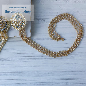 Bohemian Ways - Studs, Earrings - THE KUNDAN SHOP