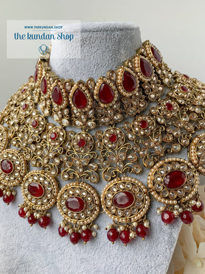 The Bridal Affair 2.0 Necklace Sets THE KUNDAN SHOP