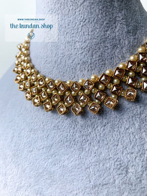 Sought After Choker Necklace Sets THE KUNDAN SHOP