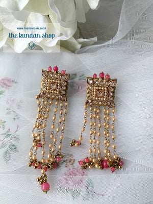 Splendour, Earrings - THE KUNDAN SHOP