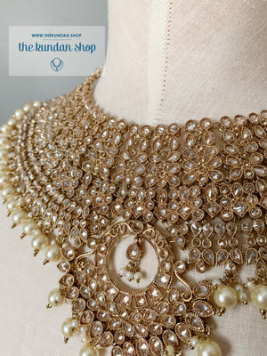 Indulge, Necklace Sets - THE KUNDAN SHOP