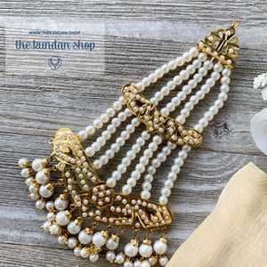 Traditional Jadau Passa, Passa - THE KUNDAN SHOP