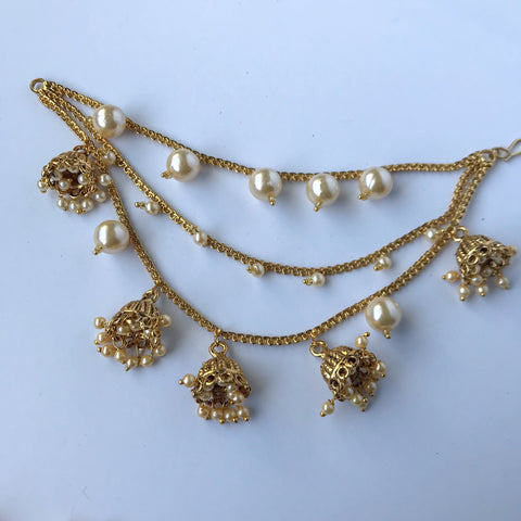 3 Layer Jumki Pearl Saharay