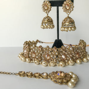 Razzle, Necklace Sets - THE KUNDAN SHOP