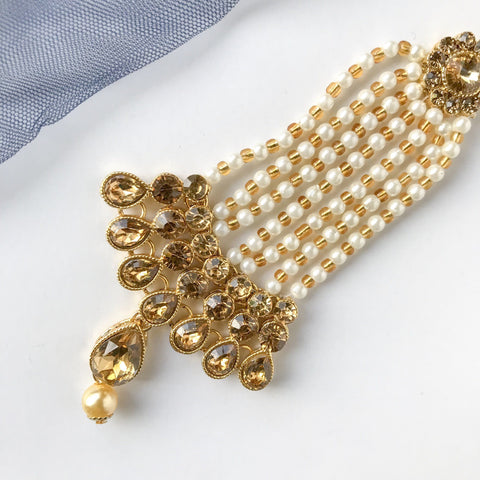 Pinch Me Bronze, Passa - THE KUNDAN SHOP