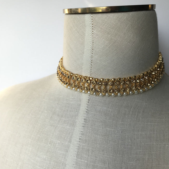 SunnySide, Necklace Sets - THE KUNDAN SHOP