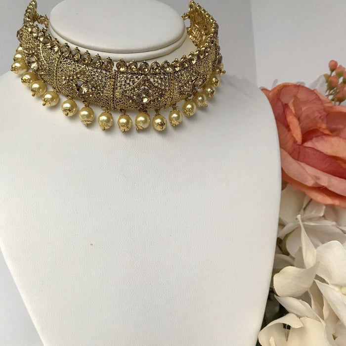 Antique 2.0, Necklace Sets - THE KUNDAN SHOP