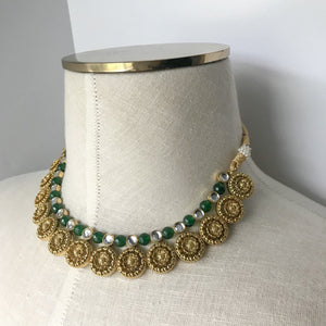 Making Rounds, Necklace Sets - THE KUNDAN SHOP
