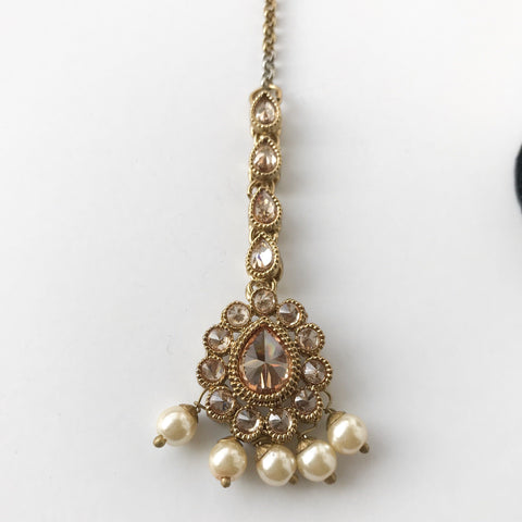 A Polki Story, Necklace Sets - THE KUNDAN SHOP