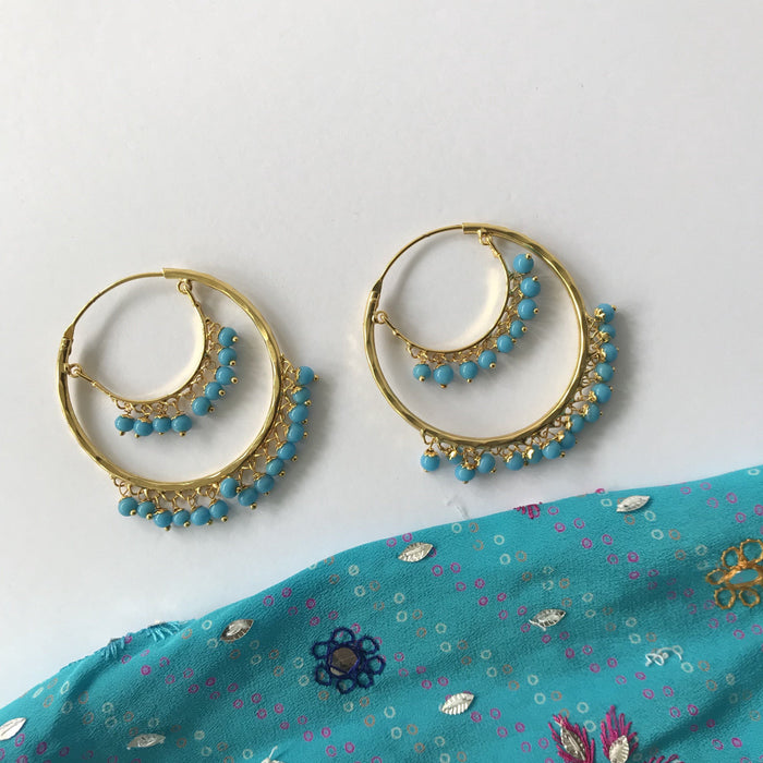Deep Sky Baali, Baalis - THE KUNDAN SHOP