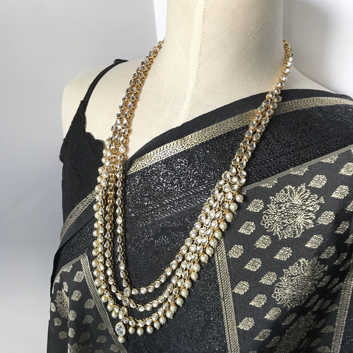 Raani Haar Set, Necklace Sets - THE KUNDAN SHOP