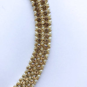 Count Your Blessings, Necklace Sets - THE KUNDAN SHOP