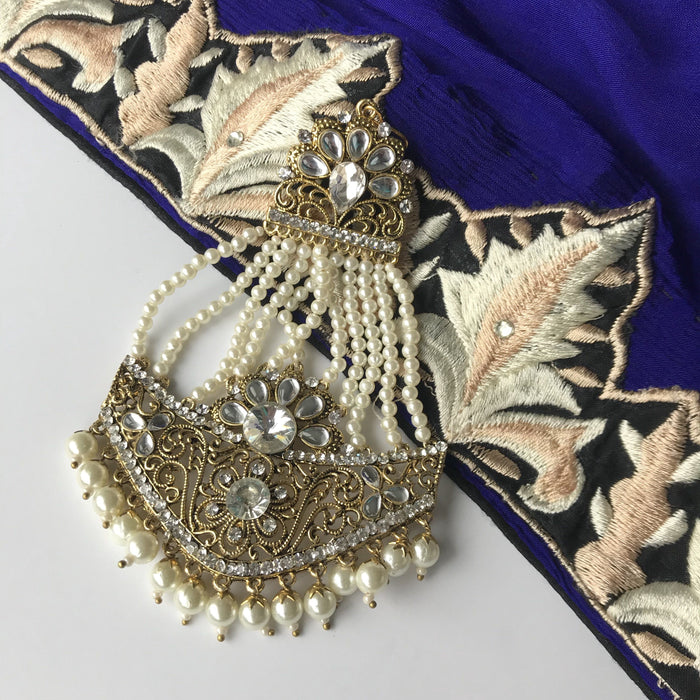 The Royal Passa, Passa - THE KUNDAN SHOP