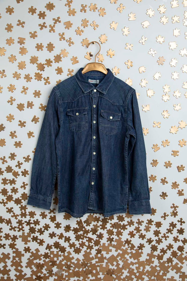 BOYS SHIRT 0KC020