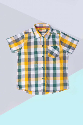 BOYS SHIRT FTC055