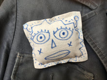 Pillow Pin / One-of-a-kind