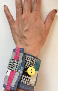 Wrist-Cuff / One-of-a-kind