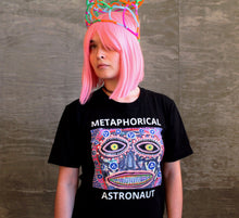 """Metaphorical Astronaut"" / Printed Art Tee (Unisex) / Limited Edition / Multiple colors available"