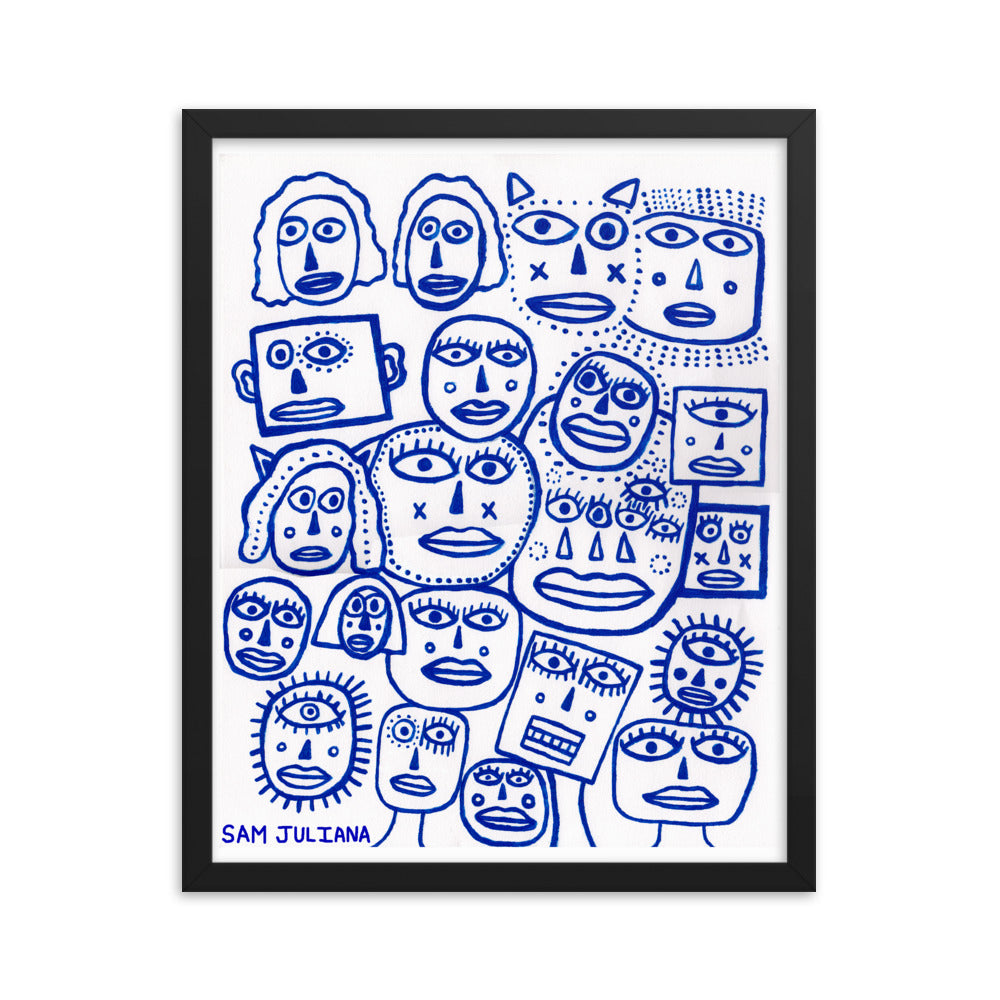 Art Print (framed) / Limited Edition
