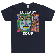 """Lullaby Soup"" / Printed Art Tee (Unisex) / Limited Edition / Multiple colors available"