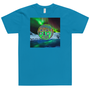 Green Creature / Printed Art Tee (Unisex) / Limited Edition / Multiple colors available