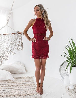 CABO Sexy Club Party Knit Dress