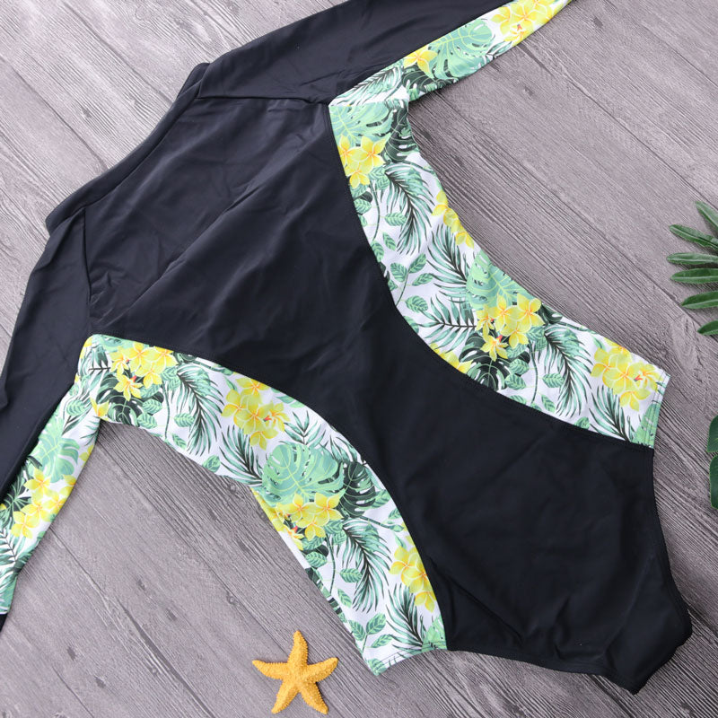 Elisa Long Sleeve Surf Suit