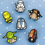 Star Wars Memo Paper Clips - 6 Design Choices