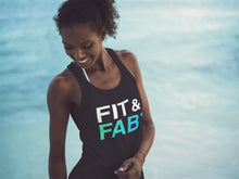 Women's FIT & FAB tank top