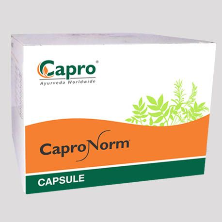 Capronorm (Formerly Thyrocap) Capsule