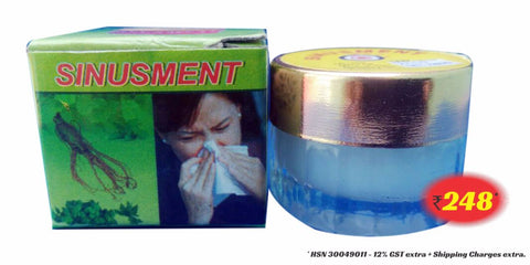 Sinusment Ointment
