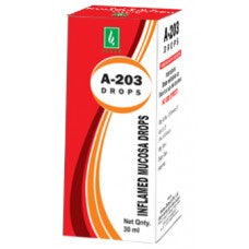 A 203 Inflammed Mucosa Drops