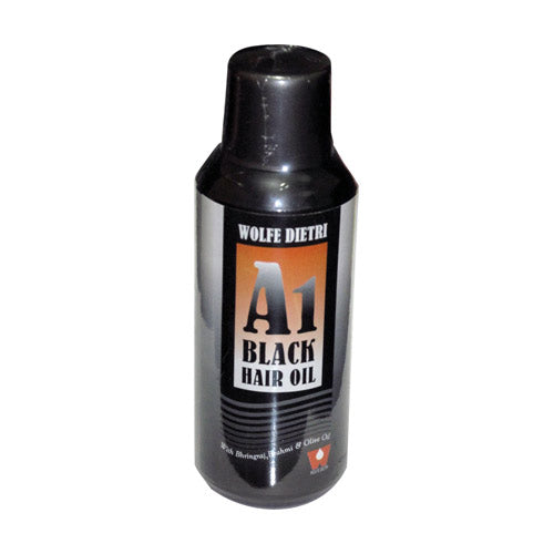 A1 Black hair oil