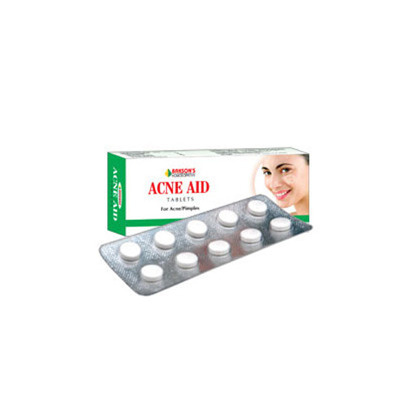 Acne aid tablets