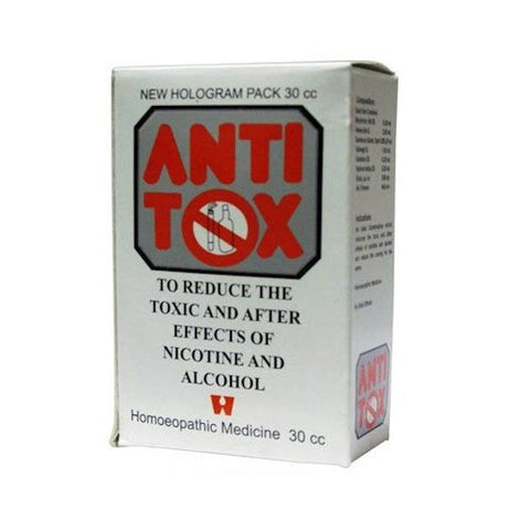 Dr. Wellmans Anti Tox Drop